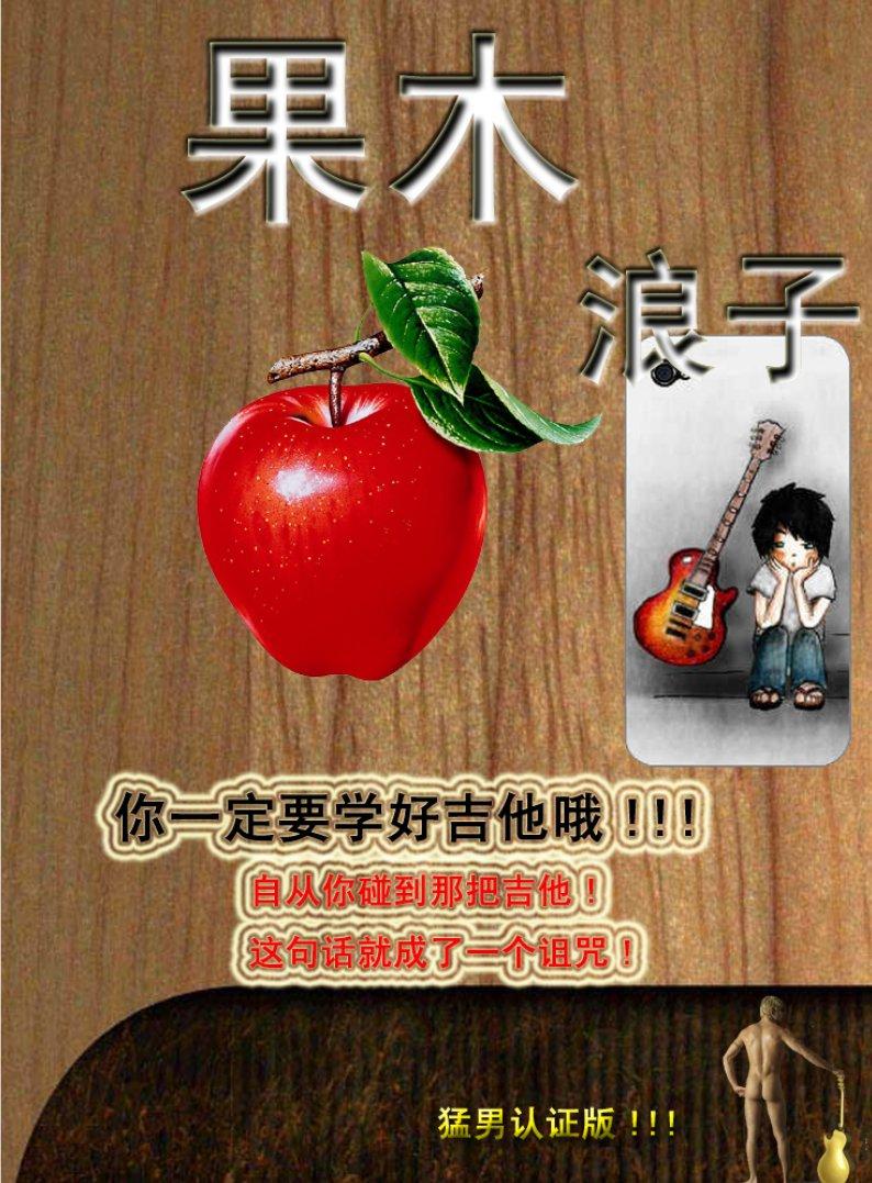 果木浪子第三套吉他教程